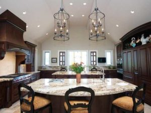 Kitchen - lighting fixtures